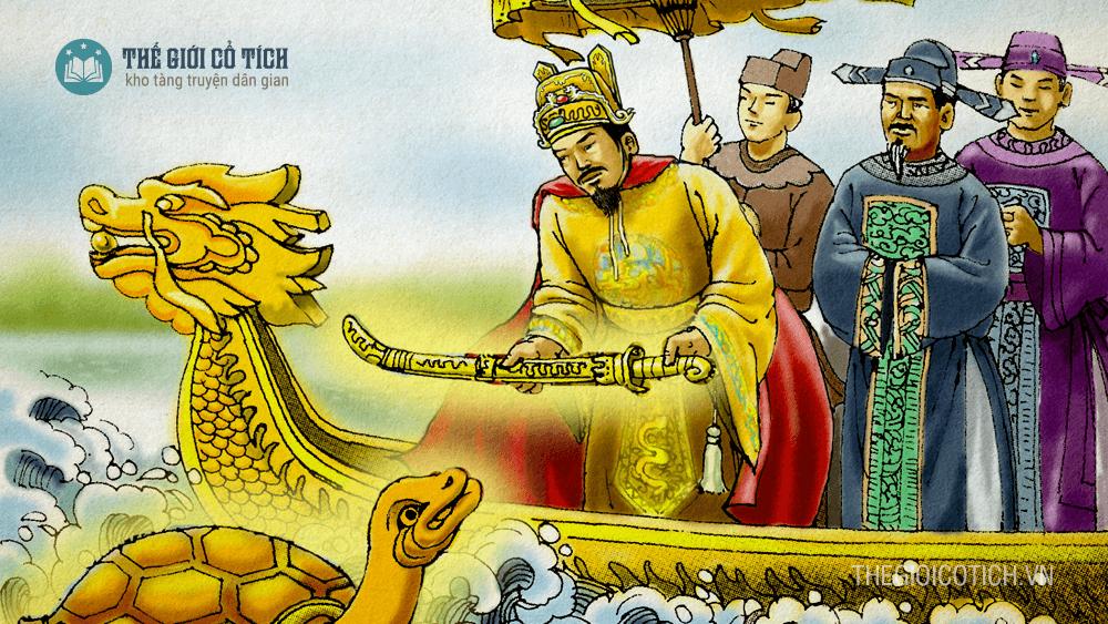 Truyện sự tích Hồ Gươm