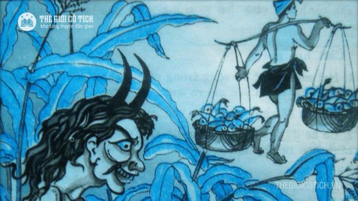 Bác nông dân và con quỷ [câu chuyện về trí tuệ con người]