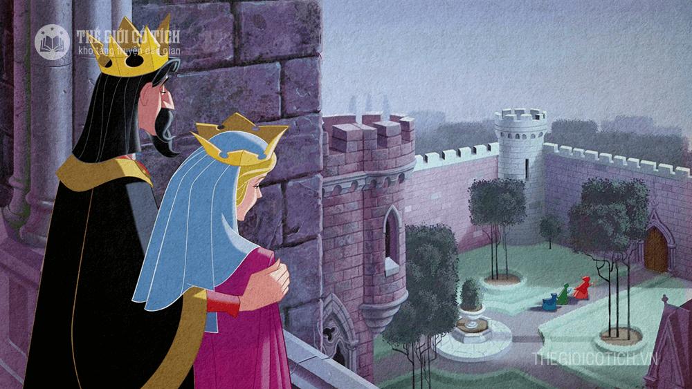 Đức vua và hoàng hậu
