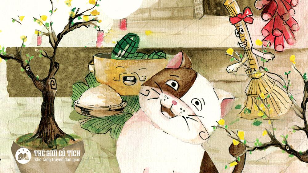 Cái Tết của Mèo Con [Nguyễn Đình Thi]