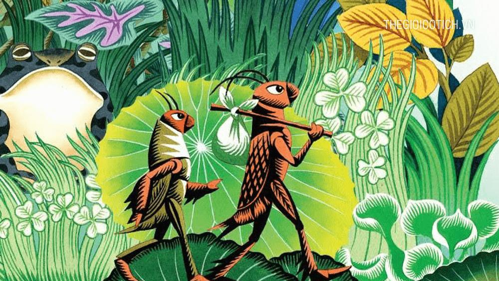 Dế mèn phiêu lưu ký – Truyện thiếu nhi đặc sắc của nhà văn Tô Hoài