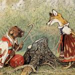 Hai chú gấu tham ăn [Truyện ngụ ngôn Hungary]