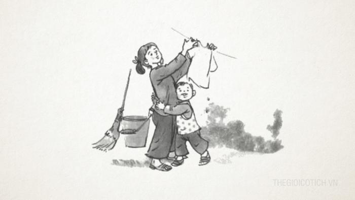 Bài thơ Cô Tấm của mẹ, sáng tác Lê Hồng Thiện
