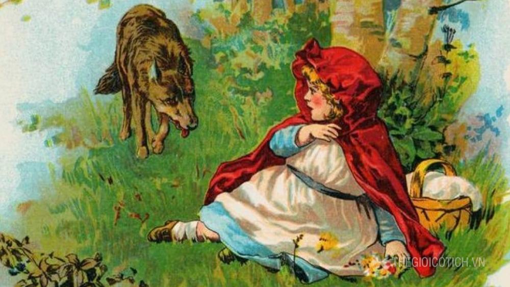 Cô bé quàng khăn đỏ