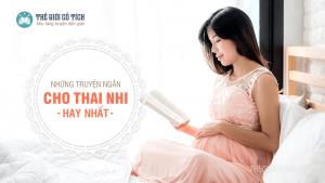 Truyện ngắn cho thai nhi thông minh