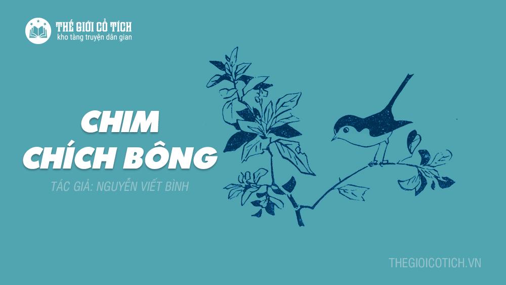 Bài thơ Chim chích bông
