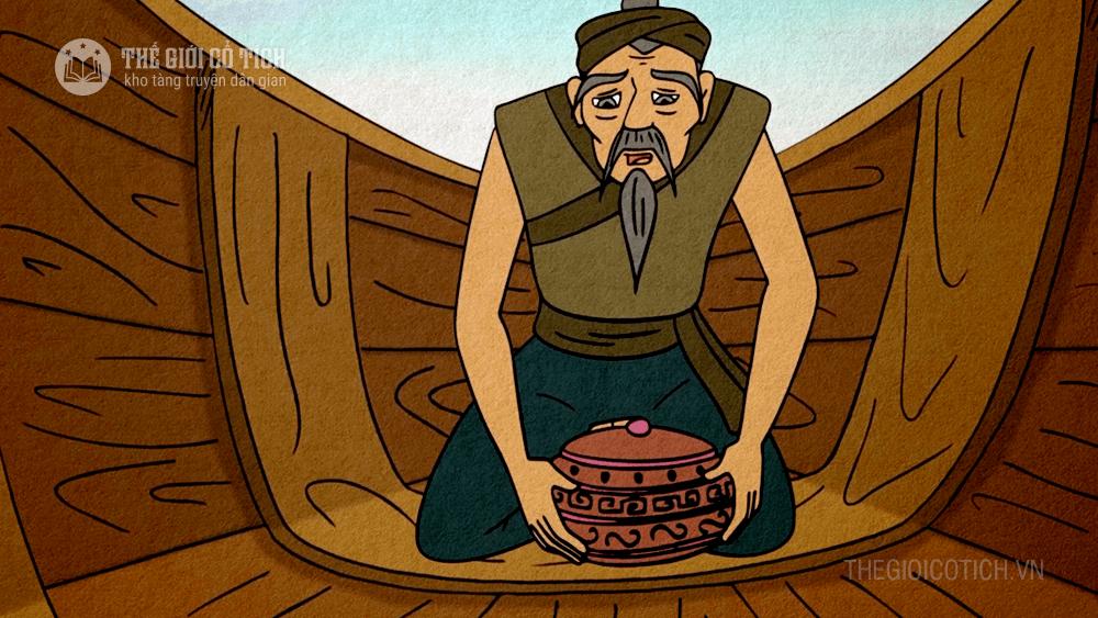 Câu chuyện Bác đánh cá và gã hung thần