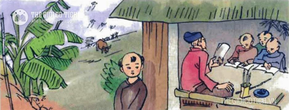 Câu chuyện Ông Trạng thả diều
