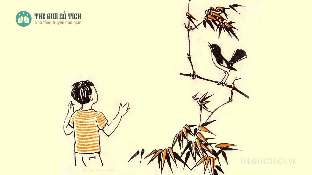 Con chim hay hót