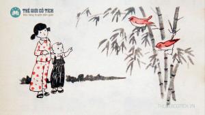 Những bài thơ về chim cho trẻ Mầm non