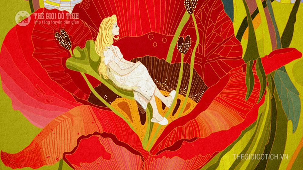 Sự tích hoa Tulip