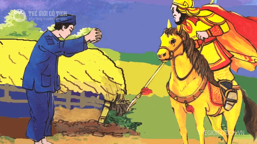Truyện Thần Sắt - Truyện cổ dân tộc Thái