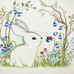 Câu chuyện Thỏ Trắng đuôi ngắn tai dài