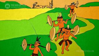 Thần Lúa [Truyện cổ tích các dân tộc thiểu số]