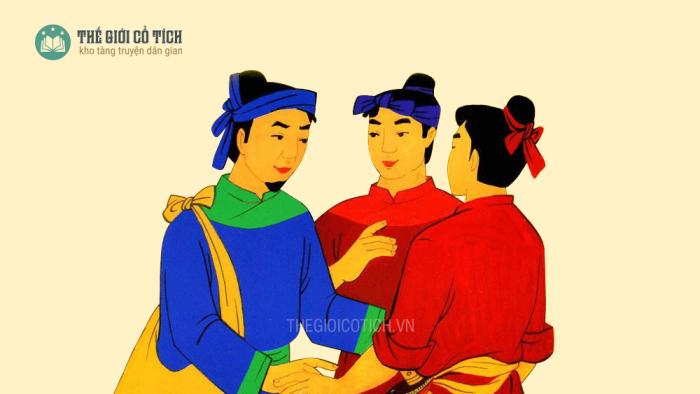 Truyện ba anh em [Truyện về tình cảm gia đình]