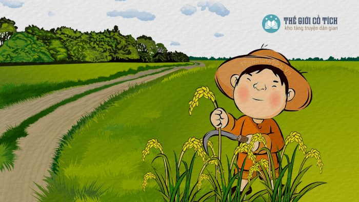 Sự tích hạt lúa [Truyện về các loài cây]