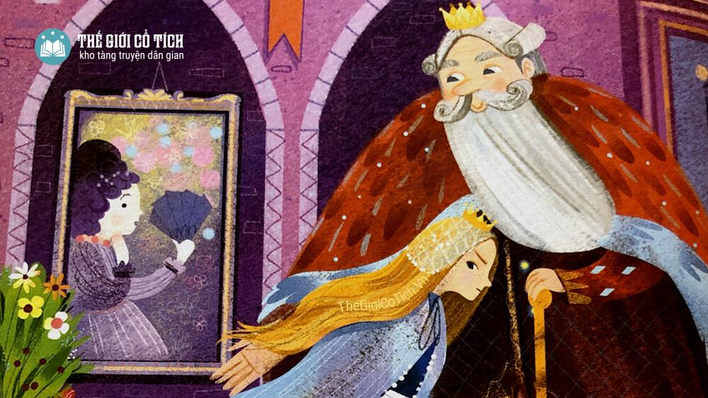 Truyện cổ tích Hoàng tử Ếch