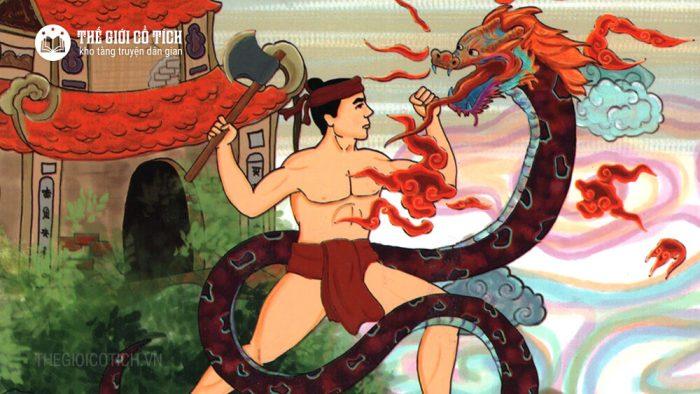 Truyện cổ tích Thạch Sanh – Lý Thông