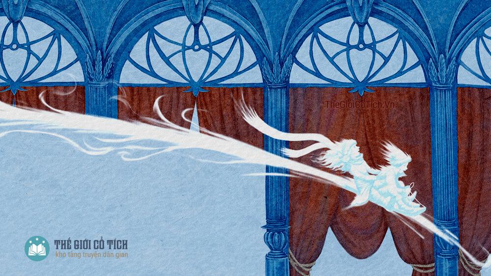 Câu chuyện Bà Chúa Tuyết của Andersen