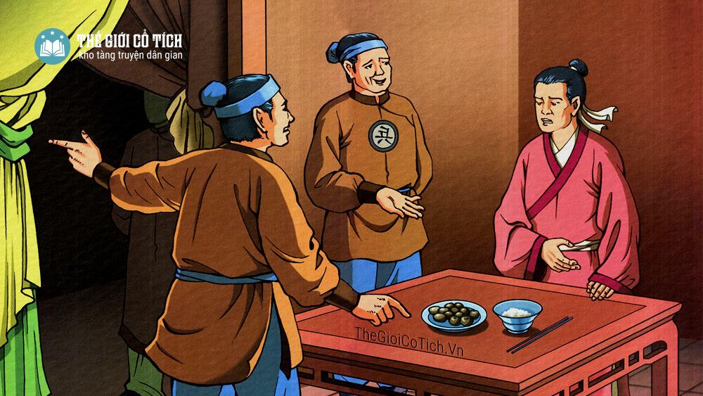 Câu chuyện Lưu Bình - Dương Lễ