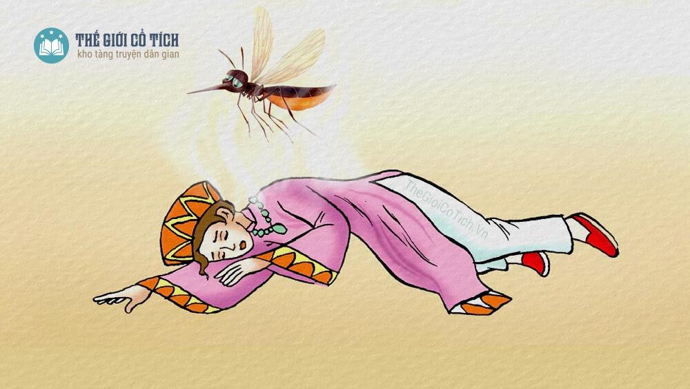 Chuyện sự tích con muỗi