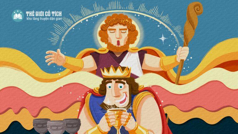 Điều ước của vua Mi-đát