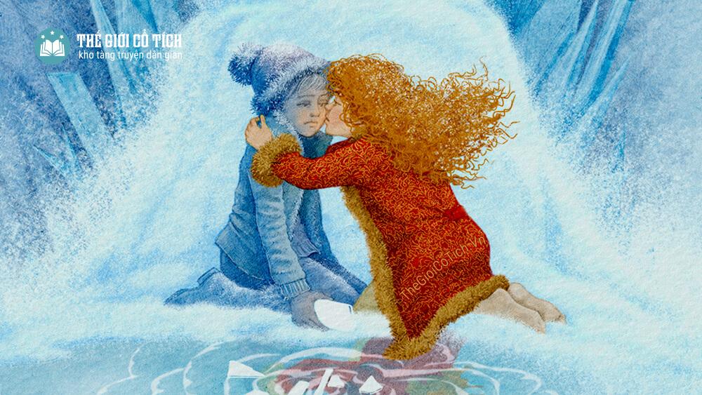 Kể chuyện Nữ Chúa Tuyết
