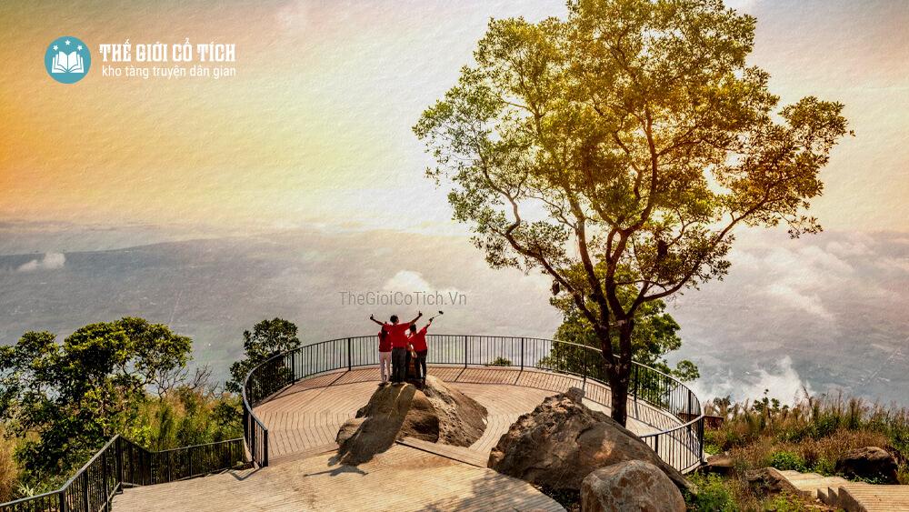 Leo núi Bà Đen - Tây Ninh