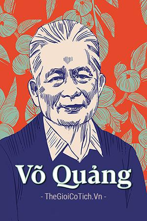 Nhà thơ Võ Quảng