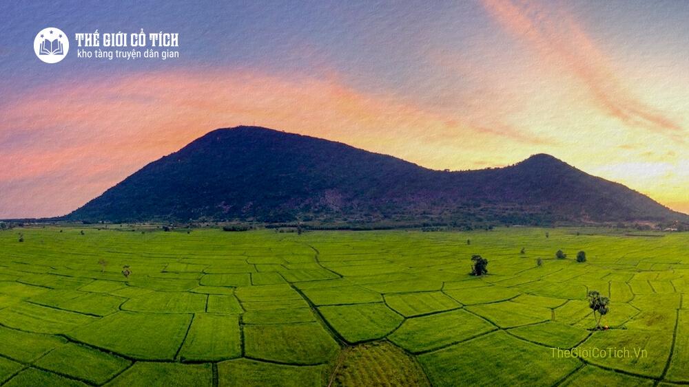 Sự tích núi Bà Đen - Tây Ninh