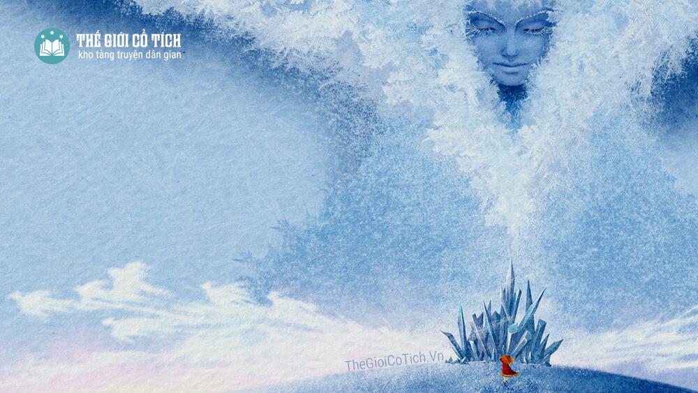 Truyện cổ tích Bà Chúa Tuyết - Andersen