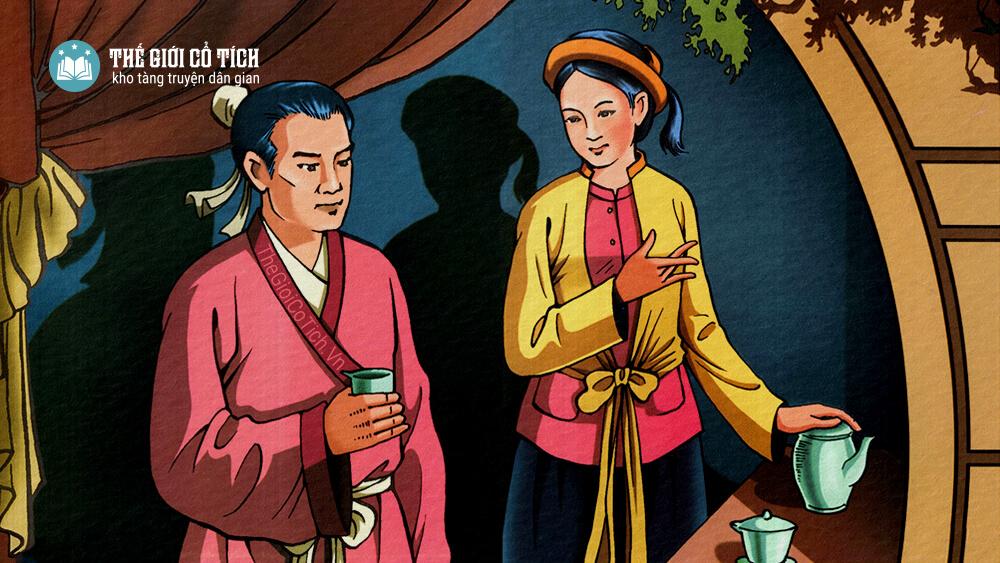 Truyện cổ tích Lưu Bình - Dương Lễ