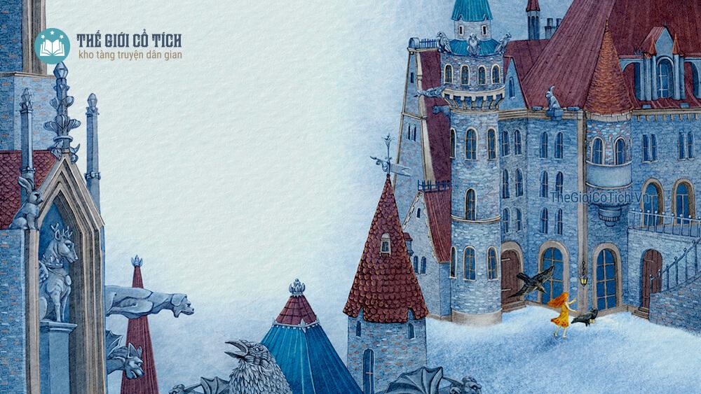 Truyện kể Bà Chúa Tuyết