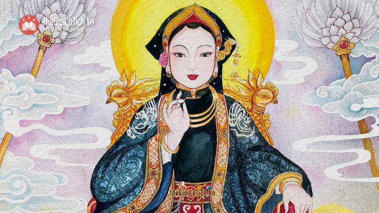 Bà chúa Thượng Ngàn
