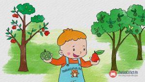 Bài thơ về quả