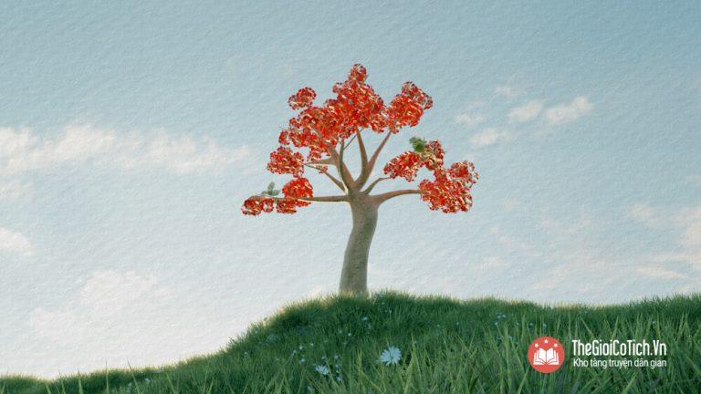 Sự tích cây hoa Phượng