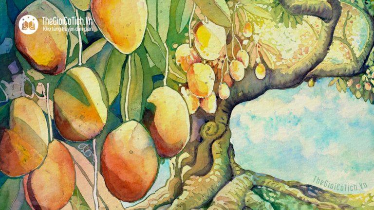 Sự tích cây xoài
