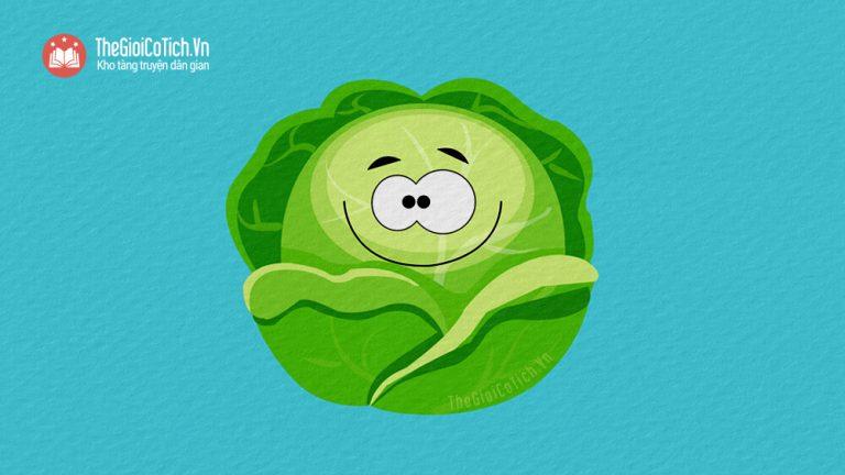 Bài thơ Bắp cải xanh