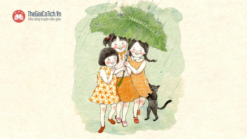 Bài thơ về mưa