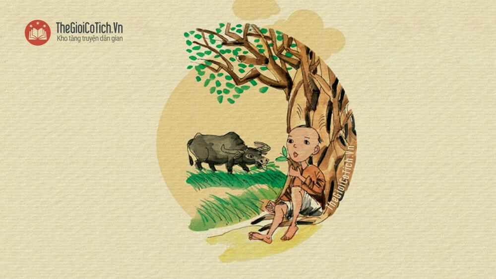 Đồng dao Chú Cuội ngồi gốc cây đa