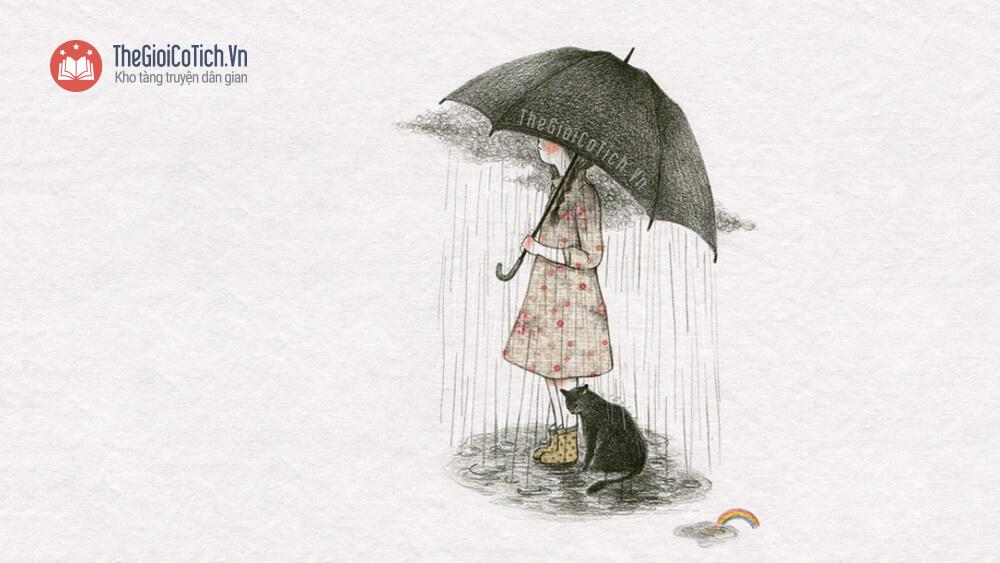 Thơ ngắn về mưa