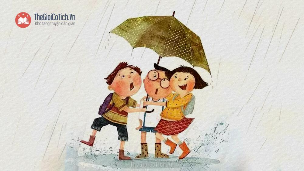 Thơ về mưa