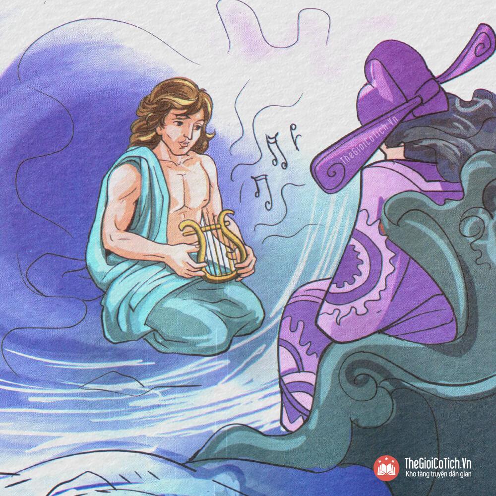 Câu chuyện chàng Oóc-phê và cây đàn Lia