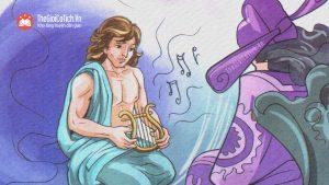 Chàng Oóc-phê và cây đàn Lia