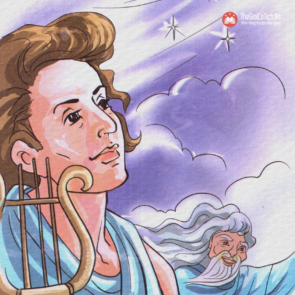 Chàng Oóc-phê và cây đàn Lia - Thần thoại Hy Lạp