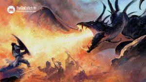 Người anh hùng đánh rồng lửa