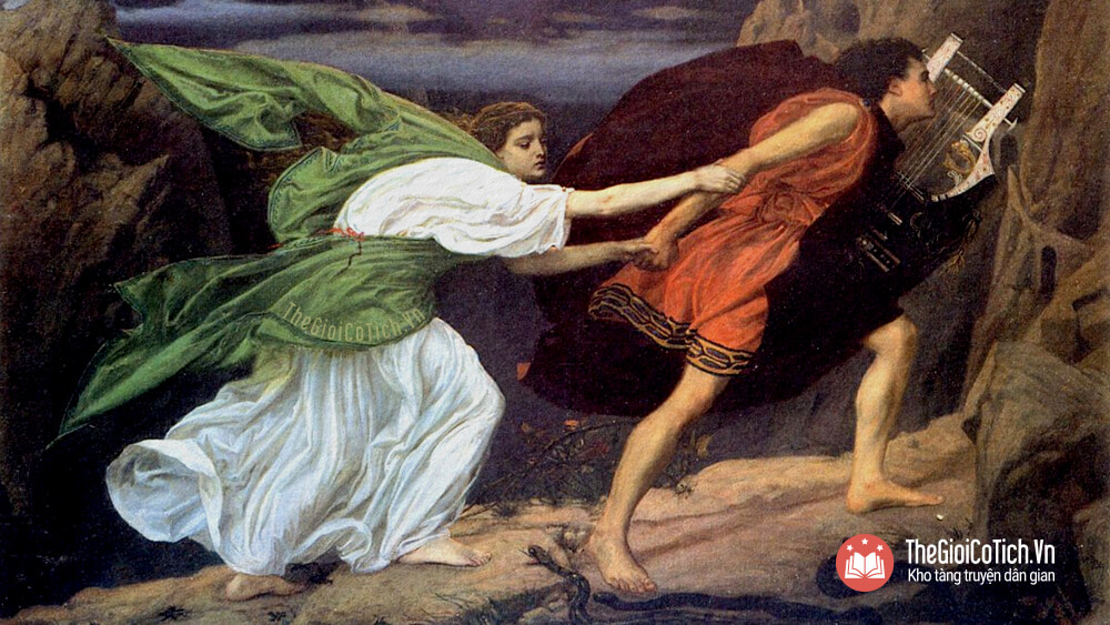 Orpheus vaf Eurydice