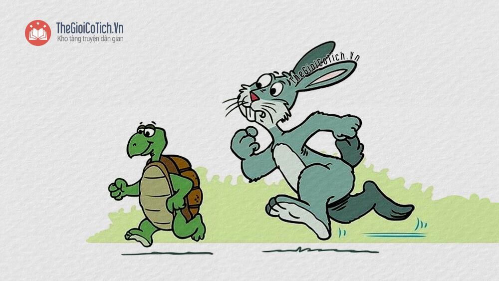 Truyện Rùa và Thỏ
