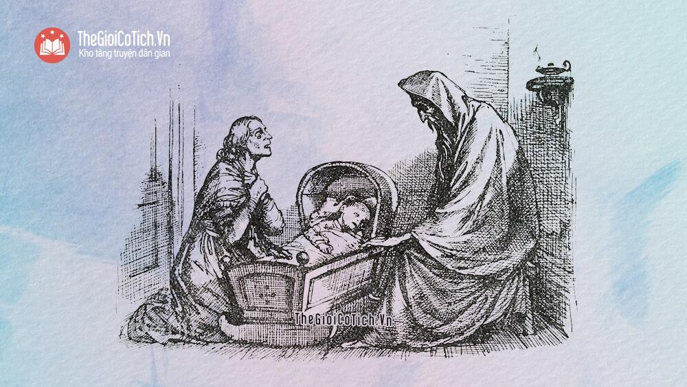 Truyện cổ Andersen Một bà mẹ