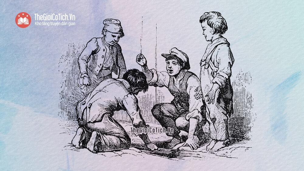 Truyện cổ Andersen Chiếc kim thô